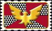 Drag / Feather Pride Stamp by lovemystarfire