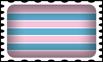 Transsexual Pride Stamp