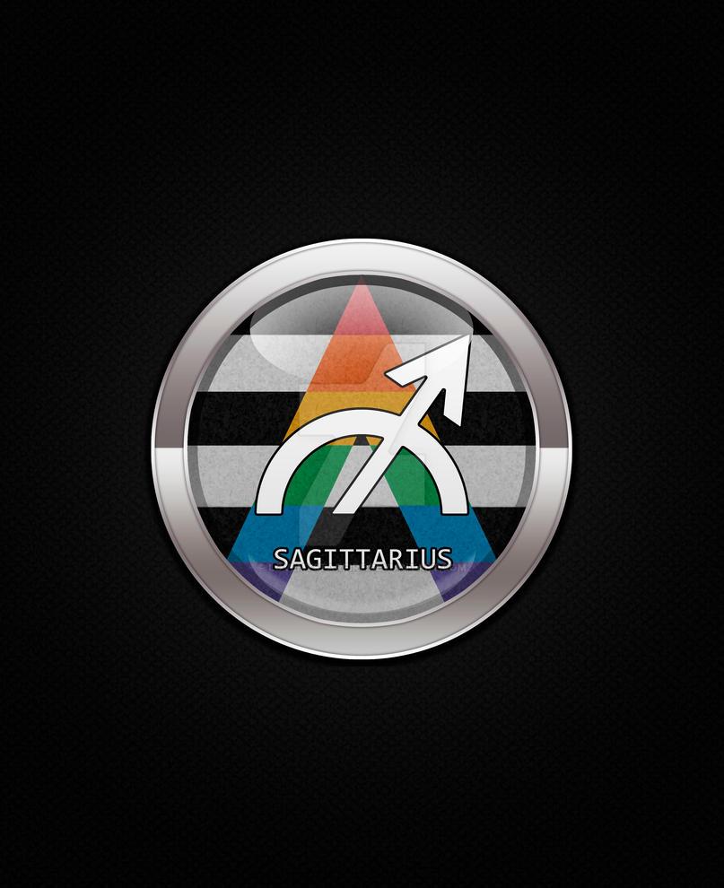 Sagittarius Lgbt Ally Pride By Lovemystarfire On Deviantart