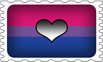 Biromantic Pride Stamp by lovemystarfire