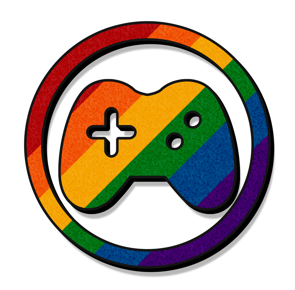 rainbow game controller icon by lovemystarfire on deviantart