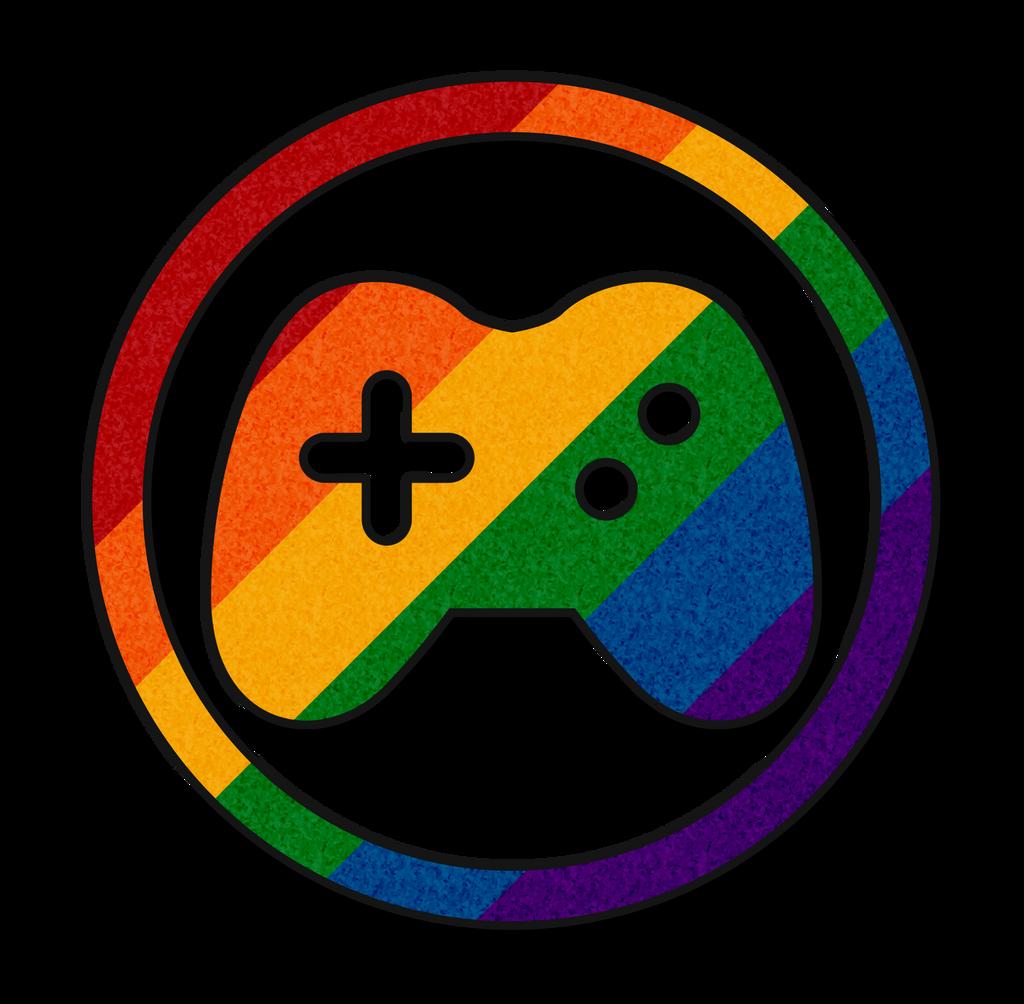rainbow game controller icon by lovemystarfire on deviantart