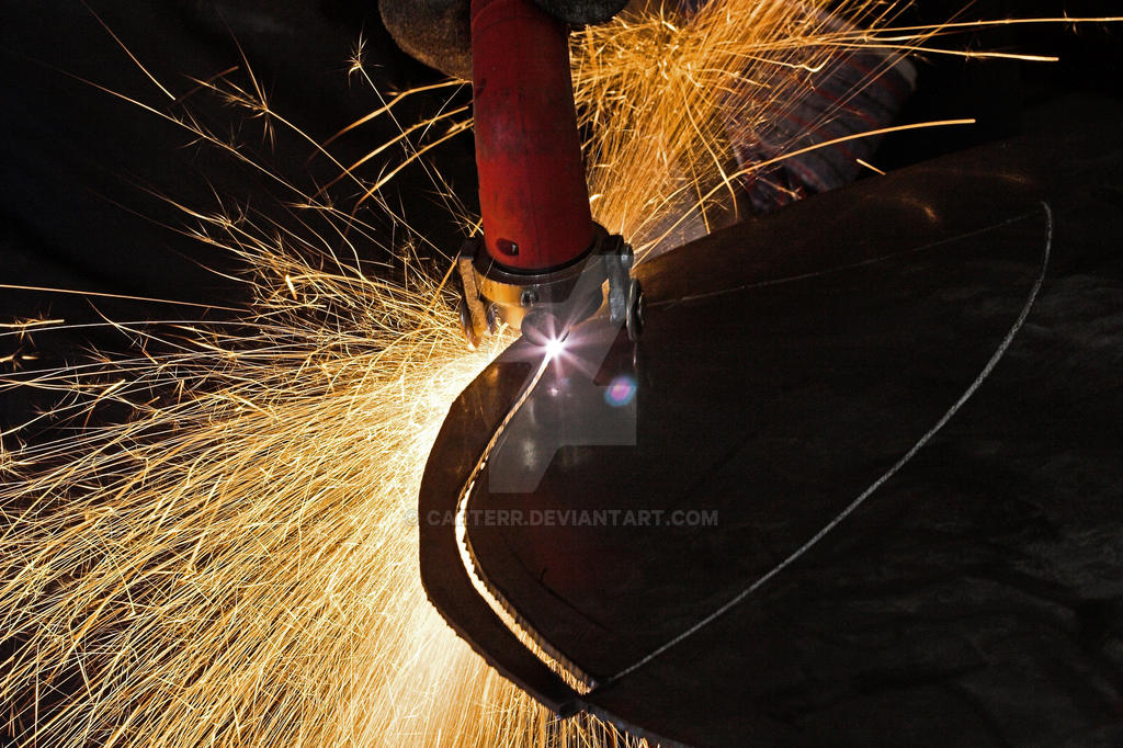 Cutting Steel by carterr