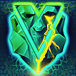 Deviant Icon 'V' by VeX-L