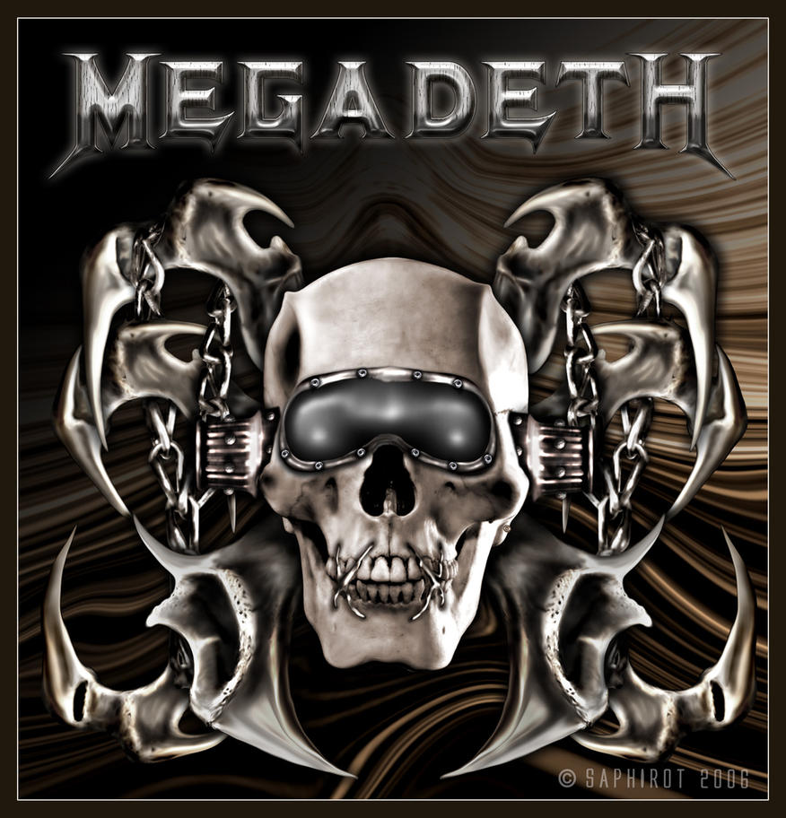 Saphirot - Megadeth Restyle II by Saphirot