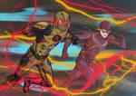 The Flash CW by Leroy-Fernandes