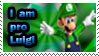 Luigi stamp by DashThunder by LuigiFansUnite