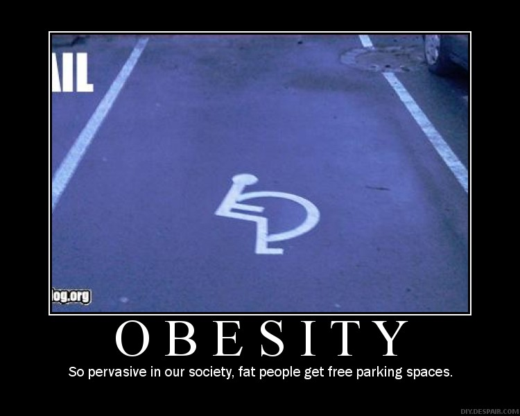 Obesity Demotivator by Freyad-Dryden on DeviantArt