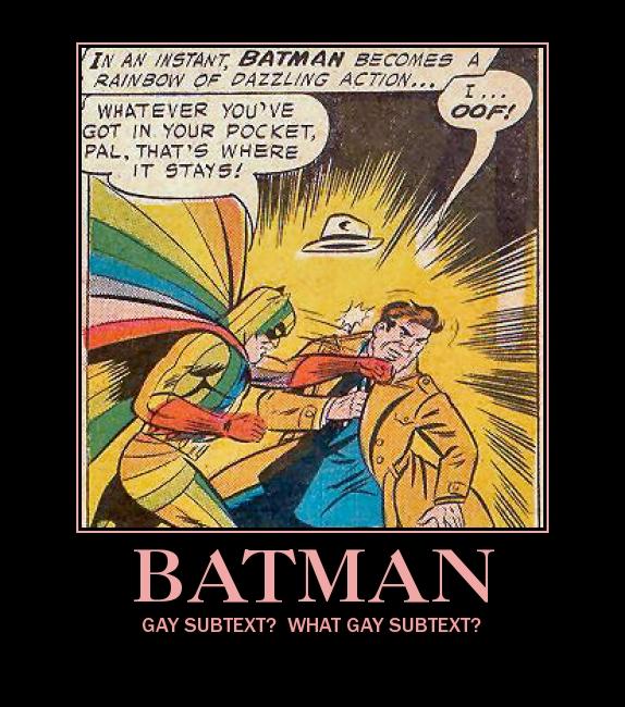 Batman Demotivator by Freyad-Dryden