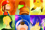The Colours of Nintendo