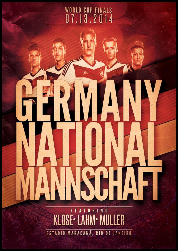 GermanyNationalTeam by JaredR672