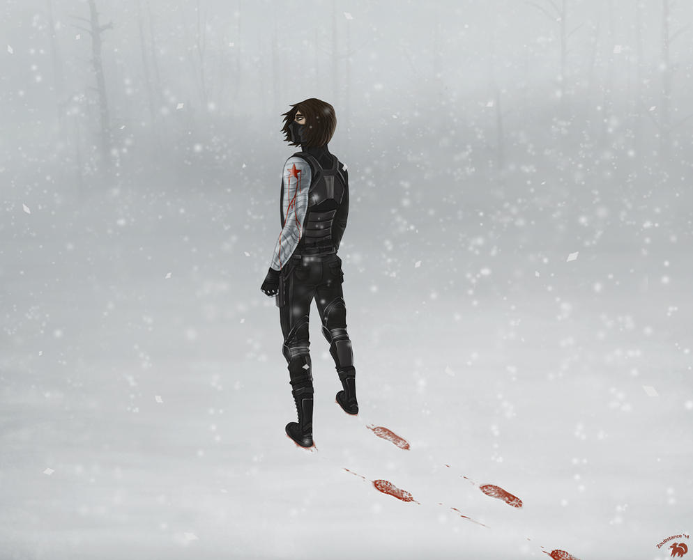 The Winter Soldier By Zoubstance ...