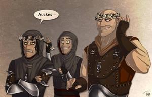 Kingslayers by Zoubstance