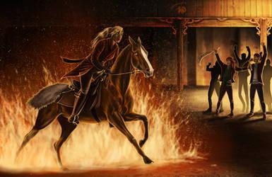 Arryn Halls' Opening Event | Firestarter by Zoubstance