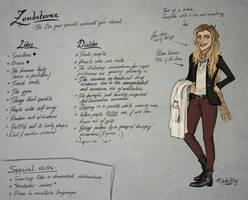 Meet the artist - Zoubstance by Zoubstance