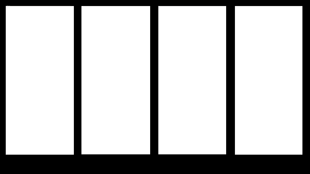 RWBY Team Template (Clean) by pseudoCalibrator