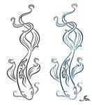 .:Fairy Fish Tattoo:.