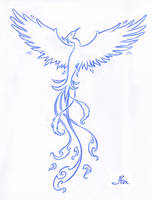 .:Phoenix Tattoo:. by JessFox