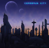 .:Cerebrus City - Design:.
