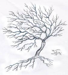 .:Tree Art:. by JessFox