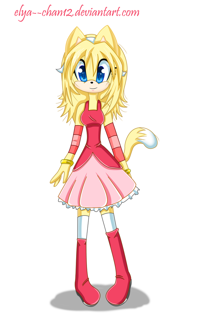 Emmy the cat by Elya--chan12
