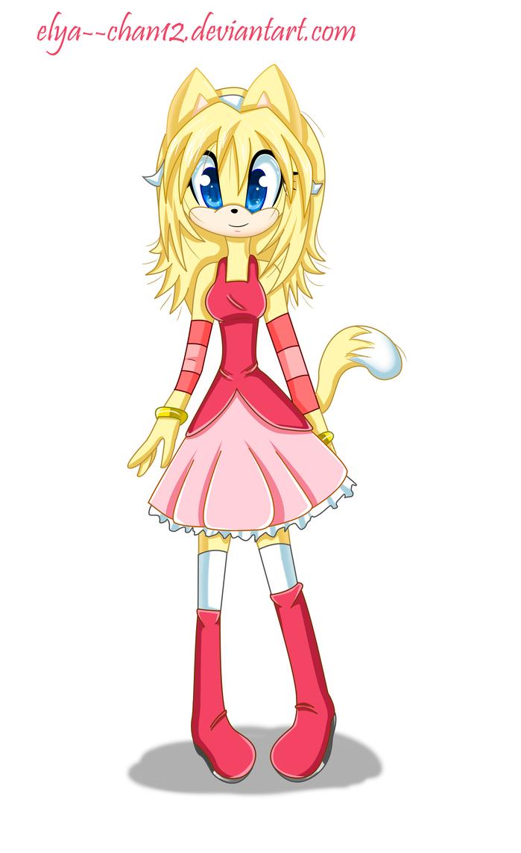Emmy the cat by Elya--chan12