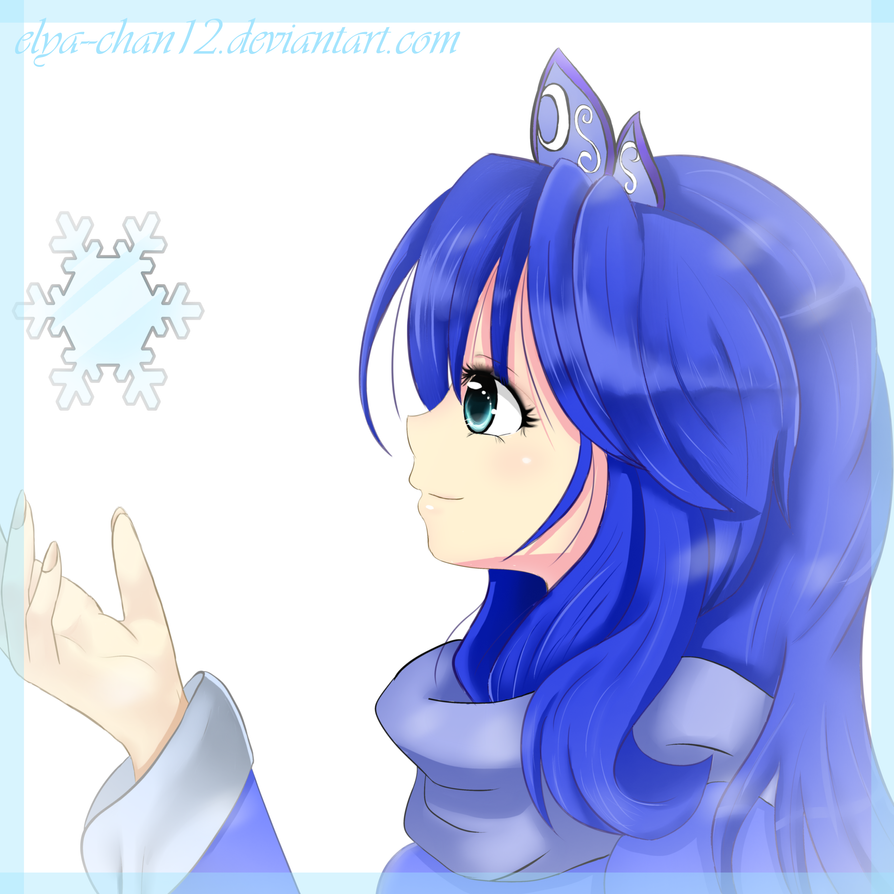 Winter is magic! by Elya--chan12