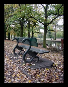 .2 Brugge. Lover's bench