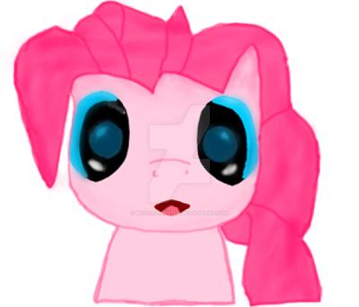 PinkiePie by MisterTimeChip