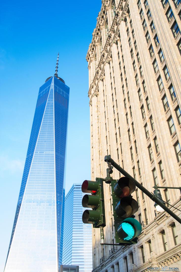 World Trade Center NYC by NarcisoPalma
