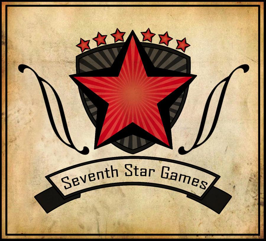'Seventh Star Games' logo by ErebusNyx