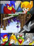 Falco's Untold Story Ch.1-9