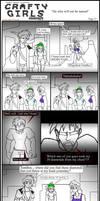 Minecraft Comic: CraftyGirls Pg 17