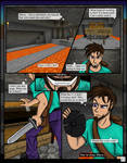 Minecraft: The Awakening Pg13