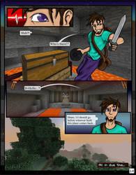 Minecraft: The Awakening Pg14 by TomBoy-Comics