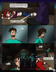 Minecraft: The Awakening Pg28 by TomBoy-Comics