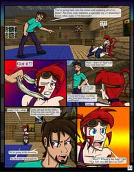 Minecraft: The Awakening Pg33 by TomBoy-Comics