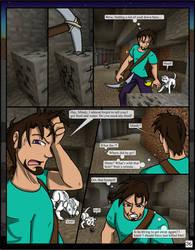 Minecraft: The Awakening Pg36 by TomBoy-Comics