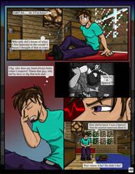 Minecraft: The Awakening Pg40 by TomBoy-Comics