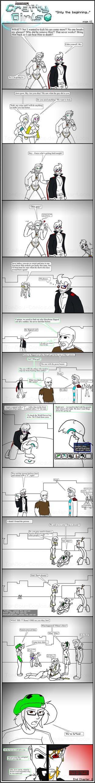 Minecraft Comic: CraftyGirls Pg 62 by TomBoy-Comics