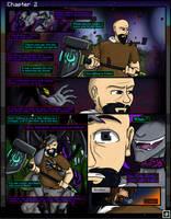 Minecraft: The Awakening Ch2-3 by TomBoy-Comics