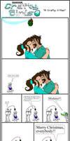 Minecraft Comic: CraftyGirls X-Mas by TomBoy-Comics