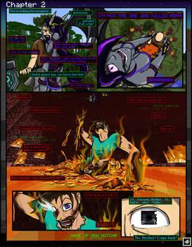 Minecraft: The Awakening Ch2-4 by TomBoy-Comics