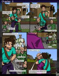 Minecraft: The Awakening Ch2-13 by TomBoy-Comics