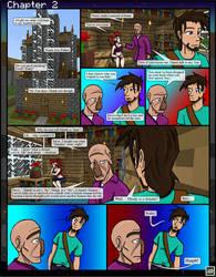 Minecraft: The Awakening Ch2. 22 by TomBoy-Comics