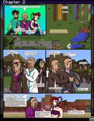 Minecraft: The Awakening Ch2. 24 by TomBoy-Comics