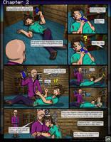 Minecraft: The Awakening Ch2. 29 by TomBoy-Comics