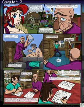 Minecraft: The Awakening Ch2. 30
