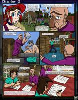 Minecraft: The Awakening Ch2. 30 by TomBoy-Comics
