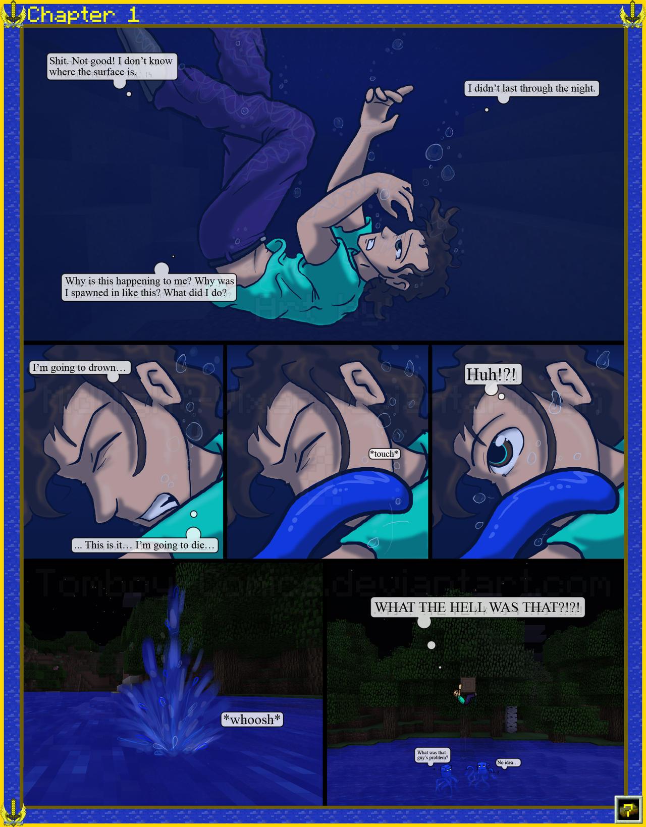 SkyArmy Origins Chapter 1 - 7 by TomBoy-Comics